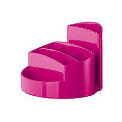 suport-pentru-articole-de-birou-han-rondo-roz-metalizat