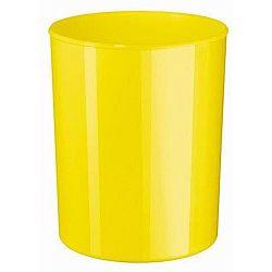 cos-de-birou-pentru-hartii-13-litri-han-iline-galben-metalizat