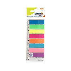 stick-index-plastic-transp-color-45-x-12-mm-8-x-25-file-set-rigla-stick-n-8-culori-neon