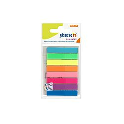 stick-index-plastic-transparent-color-45-x-8-mm-8-x-20-file-set-stick-n-8-culori-neon
