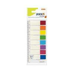 stick-index-plastic-transparent-color-45-x-12-mm-8-x-15-file-set-stick-n-8-culori-transparent-neon