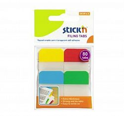 stick-index-plastic-transp-cu-margine-color-38-x-25-mm-4-x-20-file-set-stick-n-4-culori-neon