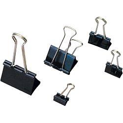 clipsuri-hartie-25-mm-12-buc-cutie-artiglio-negru