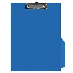 clipboard-simplu-a4-plastifiat-pvc-q-connect-albastru