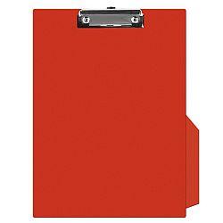 clipboard-simplu-a4-plastifiat-pvc-q-connect-rosu