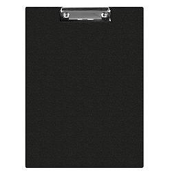 clipboard-dublu-a4-plastifiat-pvc-q-connect-negru