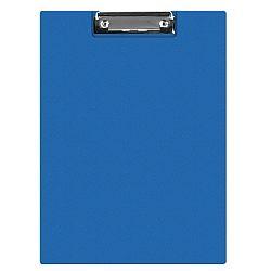 clipboard-dublu-a4-plastifiat-pvc-q-connect-albastru