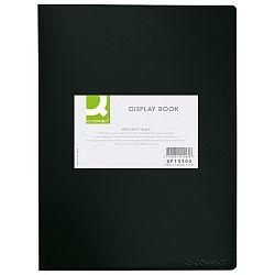 dosar-de-prezentare-cu-20-folii-a3-coperta-rigida-q-connect-negru