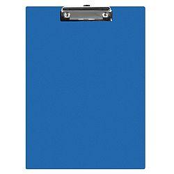 clipboard-simplu-a5-plastifiat-pvc-q-connect-albastru