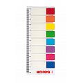 index-adeziv-plastic-kores-cu-rigla-8-culori-15-file-culoare-12-x-45-mm