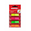 index-adeziv-plastic-kores-4-culori-40-file-culoare-12-x-45-mm