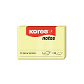notes-adeziv-hartie-kores-50-x-75-mm-galben-pastel-100-file-set