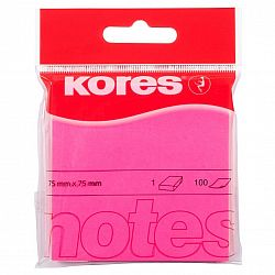 notes-adeziv-hartie-kores-75-x-75-mm-roz-100-file-set