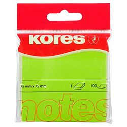 notes-adeziv-hartie-kores-75-x-75-mm-verde-100-file-set