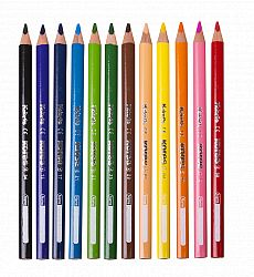 creioane-colorate-12-culori-ascutit-triunghiulare-jumbo-kores