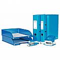 biblioraft-leitz-180-wow-a4-85mm-carton-laminat-albastru-metalizat