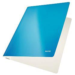 dosar-carton-leitz-wow-cu-sina-capacitate-250-coli-albastru-metalizat