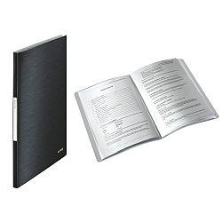 mapa-leitz-style-de-prezentare-plastic-pp-40-de-folii-negru-satin