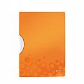 dosar-cu-clip-leitz-wow-colorclip-pp-portocaliu-metalizat
