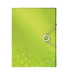 mapa-leitz-wow-pentru-conferinte-pp-verde-metalizat