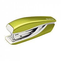 capsator-leitz-mini-5528-nr-10-10-coli-verde-metalizat