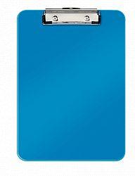 clipboard-simplu-a4-wow-leitz-80-coli-albastru