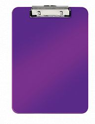 clipboard-simplu-a4-wow-leitz-80-coli-mov