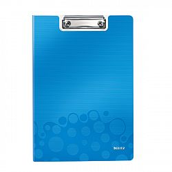 clipboard-dublu-a4-wow-leitz-75-coli-albastru