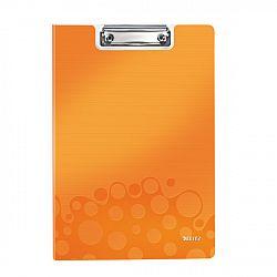 clipboard-dublu-a4-wow-leitz-75-coli-portocaliu