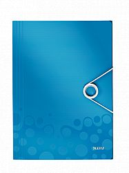 mapa-a4-din-polipropilena-cu-elastic-leitz-wow-150-coli-albastru