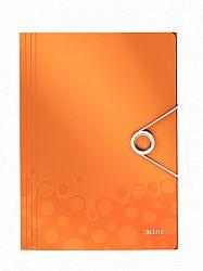 mapa-a4-din-polipropilena-cu-elastic-leitz-wow-150-coli-portocaliu