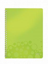 caiet-de-birou-cu-spira-a4-wow-leitz-matematica-80-coli-verde