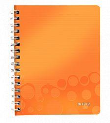 caiet-de-birou-cu-spira-a5-wow-leitz-matematica-80-coli-portocaliu