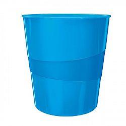 cos-de-birou-pentru-hartii-15-litri-wow-leitz-albastru-metalizat