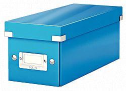 cutie-pentru-cd-uri-leitz-suprapozabila-cu-capac-albastru