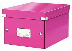 cutie-suprapozabila-leitz-click-store-mica-roz