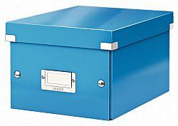 cutie-suprapozabila-leitz-click-store-mica-albastru