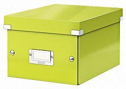 cutie-suprapozabila-leitz-click-store-mica-verde