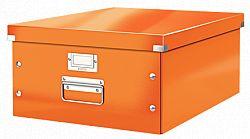 cutie-suprapozabila-leitz-click-store-mare-portocaliu