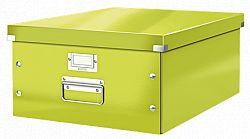 cutie-suprapozabila-leitz-click-store-mare-verde