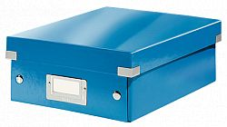 cutie-suprapozabila-leitz-click-store-organizer-mica-albastru