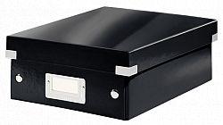 cutie-suprapozabila-leitz-click-store-organizer-mica-negru