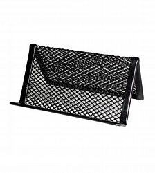 suport-metal-tip-mesh-pentru-carti-vizita-negru