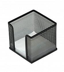 suport-metal-tip-mesh-pentru-cub-hartie-negru