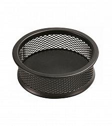 suport-metal-tip-mesh-pentru-agrafe-negru