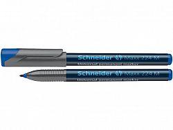 permanent-marker-schneider-224m-varf-mediu-1-mm-albastru