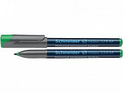 permanent-marker-schneider-224m-varf-mediu-1-mm-verde