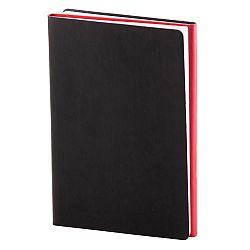 notes-twin-negru-rosu
