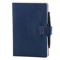 notes-ravelo-albastru-liniat-alb