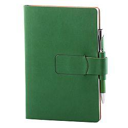 notes-ravelo-verde-liniat-alb